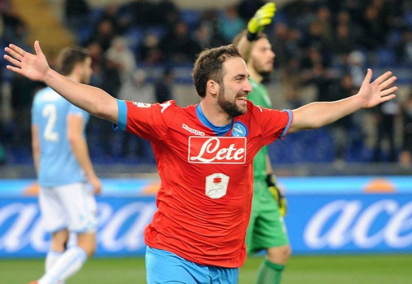[VIDEO] Lazio-Napoli, tra buuu e gol