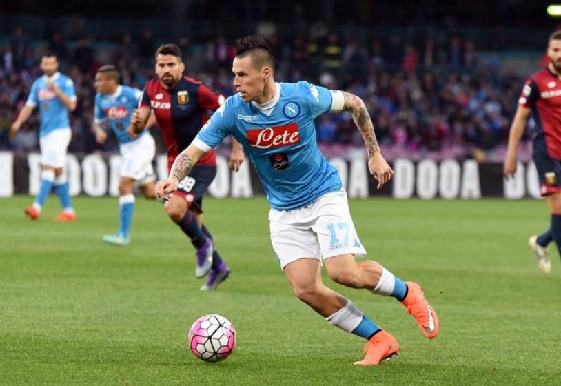 """Hamsik: """"Tre punti sono difficili da recuperare, ma anche la Juventus può sbagliare"""""""
