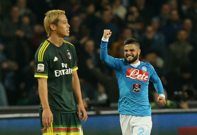 Insigne e il tabù Inter. Lorenzo mai in gol contro i neroazzurri