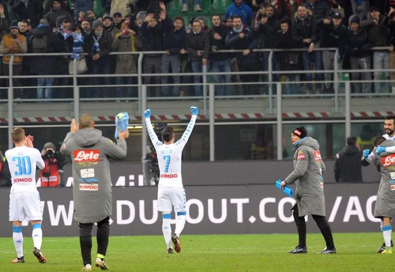 Capitan Hamsik spinge il Napoli: «Sappiamo lottare e vincere»