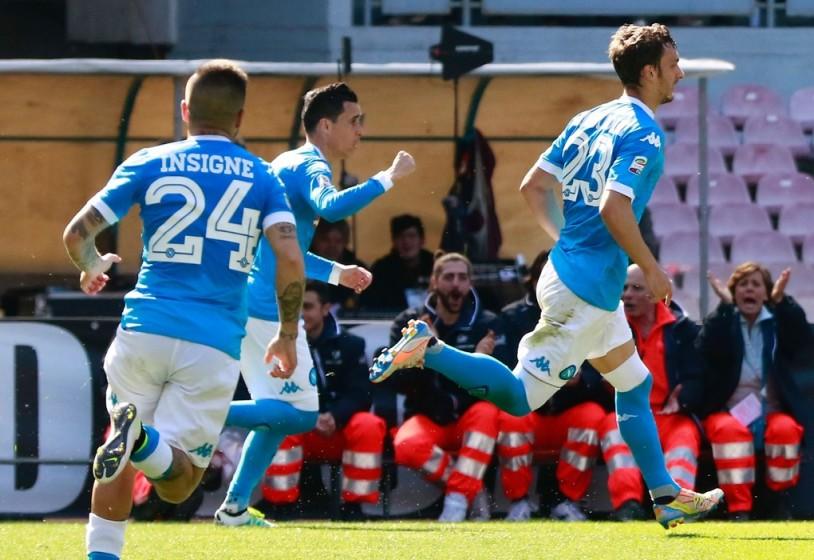 Insigne-Gabbiadini, la nuova coppia goal azzurra. Sarri e Conte sono avvisati