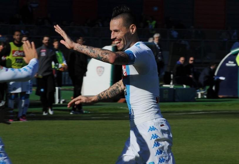 Hamsik a Kiss Kiss Napoli: «Da due anni giochiamo un grandissimo calcio»