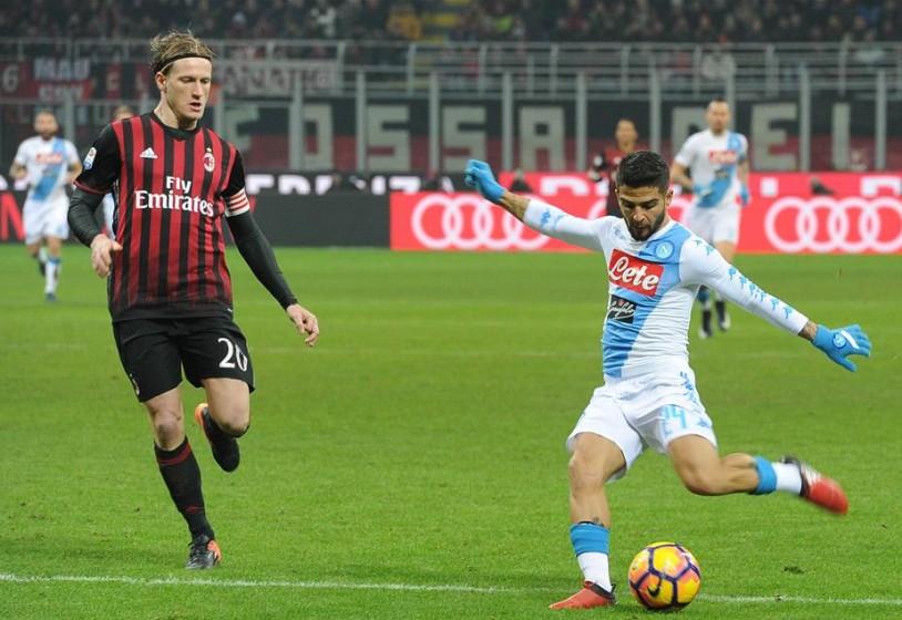 """Insigne, spettacolo senza rinnovo: """"Ha spesso parlato con la dirigenza del Milan"""