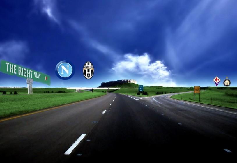 E' la strada GIUSTA