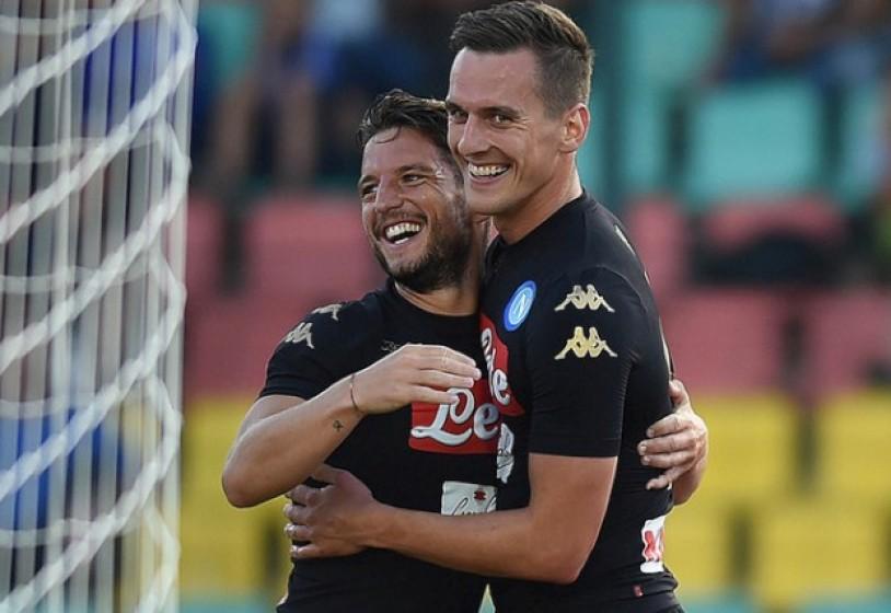 Le probabili formazioni di Dinamo Kiev-Napoli - Mertens favorito su Insigne
