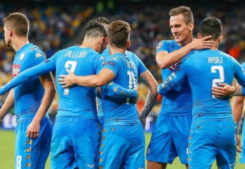 """Callejon-Milik-Mertens: il Napoli mette in campo il tridente """"pesante"""""""
