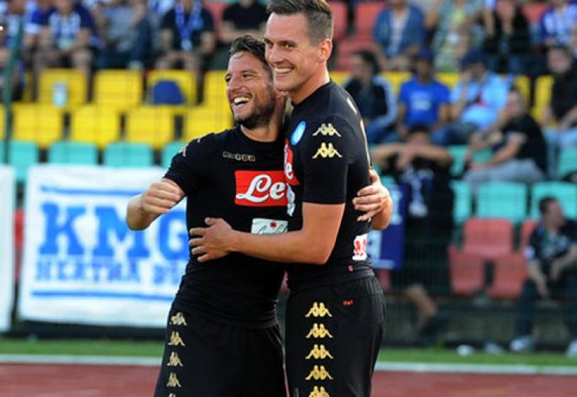 «Anche senza Milik, il Napoli ha trovato la quadratura del cerchio»
