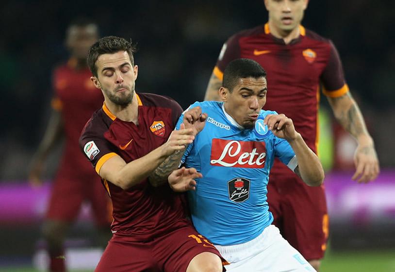 Napoli-Roma 0-0 e l'Inter scappa
