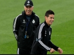 ADL PUNTA IN ALTO, JAMES RODRIGUEZ E LOZANO