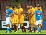 NAPOLI ROMA 1-1